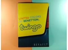RENAULT TWINGO BENETTON