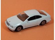 Coche Modelo MERCEDES BENZ CLK Vehiculo en miniatura de colección Vintage Automovil a escala