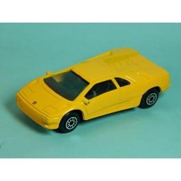 Coche Modelo LAMBORGHINI DIABLO Vehiculo en miniatura de colección Vintage Automovil a escala