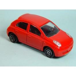 Coche Modelo NISSAN MICRA Vehiculo en miniatura de colección Vintage Automovil a escala