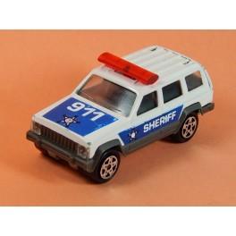 Coche Modelo JEEP CHEROKEE Vehiculo en miniatura de colección Vintage Automovil a escala