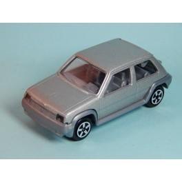 Coche Modelo RENAULT SUPERCINCO GT TURBO Vehiculo en miniatura de colección Vintage Automovil a escala