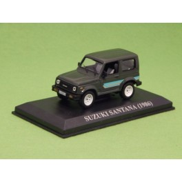 Coche Modelo SUZUKI SANTANA Vehiculo en miniatura de colección Vintage Automovil a escala