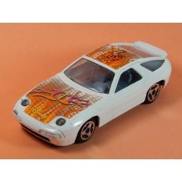 Coche Modelo PORSCHE 928 S4 Vehiculo en miniatura de colección Vintage Automovil a escala