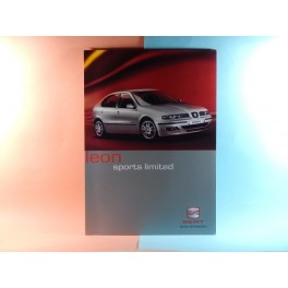SEAT LEON SPORTS LIMITED