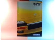 NISSAN 100 NX
