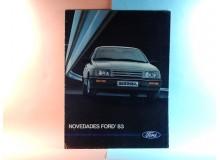 FORD NOVEDADES 1983