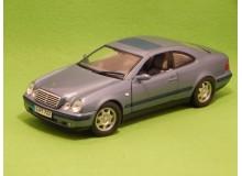 Coche Modelo MERCEDES CLK Vehiculo en miniatura de colección Vintage Automovil a escala