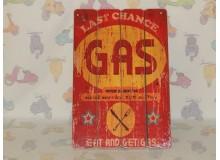 CUADRO LAST CHANCE GAS