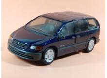 Coche Modelo DODGE CARAVAN Vehiculo en miniatura de colección Vintage Automovil a escala