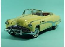 Coche Modelo BUICK ROADMASTER Vehiculo en miniatura de colección Vintage Automovil a escala
