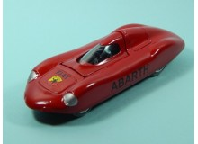 Coche Modelo FIAT ABARTH Vehiculo en miniatura de colección Vintage Automovil a escala