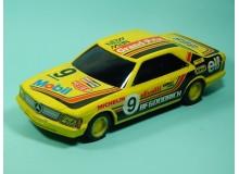 Coche Modelo MERCEDES BENZ CLASE S COUPE Vehiculo en miniatura de colección Vintage Automovil a escala