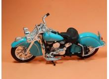 Coche Modelo INDIAN CHIEF Vehiculo en miniatura de colección Vintage Automovil a escala
