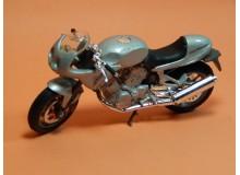 Coche Modelo VOXAN CAFE RACER 1000 V12 Vehiculo en miniatura de colección Vintage Automovil a escala