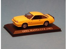 Coche Modelo OPEL MANTA Vehiculo en miniatura de colección Vintage Automovil a escala