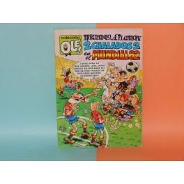 MORTADELO Y FILEMON  AÃ'O 1982