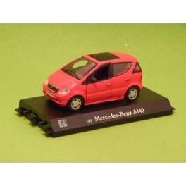 Coche Modelo MERCEDES CLASE A Vehiculo en miniatura de colección Vintage Automovil a escala