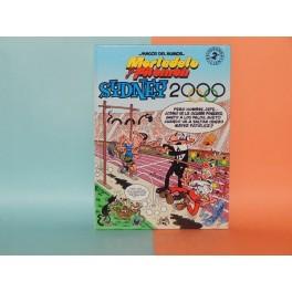 MORTADELO Y FILEMON  AÃ'O 2000