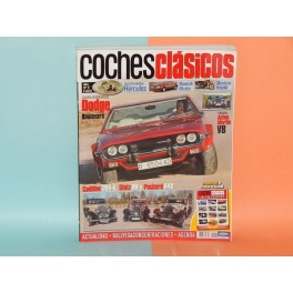 COCHES CLASICOS  Nº 8
