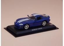 Coche Modelo DODGE VIPPER Vehiculo en miniatura de colección Vintage Automovil a escala