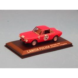 Coche Modelo LANCIA FULVIA Vehiculo en miniatura de colección Vintage Automovil a escala