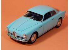 Coche Modelo ALFA ROMEO GIULIETTA SPRINT Vehiculo en miniatura de colección Vintage Automovil a escala