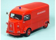 Coche Modelo CITROEN TYPE H Vehiculo en miniatura de colección Vintage Automovil a escala