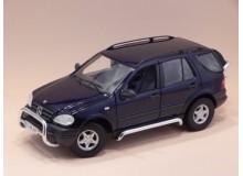Coche Modelo MERCEDES ML Vehiculo en miniatura de colección Vintage Automovil a escala