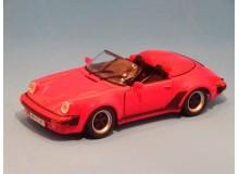 Coche Modelo PORSCHE 911 SPEEDSTER Vehiculo en miniatura de colección Vintage Automovil a escala