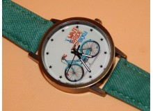 RELOJ DE PULSERA RETRO BICYCLE
