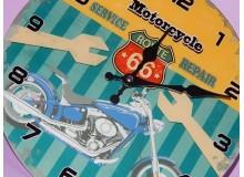 RELOJ MOTORCYCLE SERVICE REPAIR