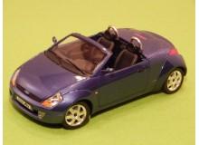 Coche Modelo FORD STREETKA Vehiculo en miniatura de colección Vintage Automovil a escala