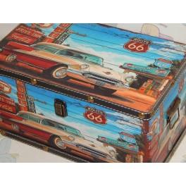 BAUL CLASSIC CAR RUTA 66