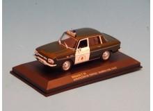 Coche Modelo RENAULT 10 Vehiculo en miniatura de colección Vintage Automovil a escala