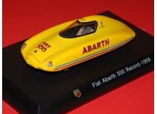 Coche Modelo FIAT ABARTH 500 Vehiculo en miniatura de colección Vintage Automovil a escala